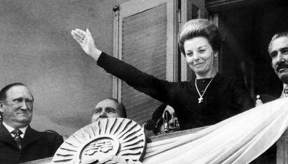 Isabel Perón.