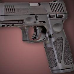 La Taurus G3, una versión full size de la anterior compacta G2, con mejoras introducidas en cuanto a su seguridad y disparador.