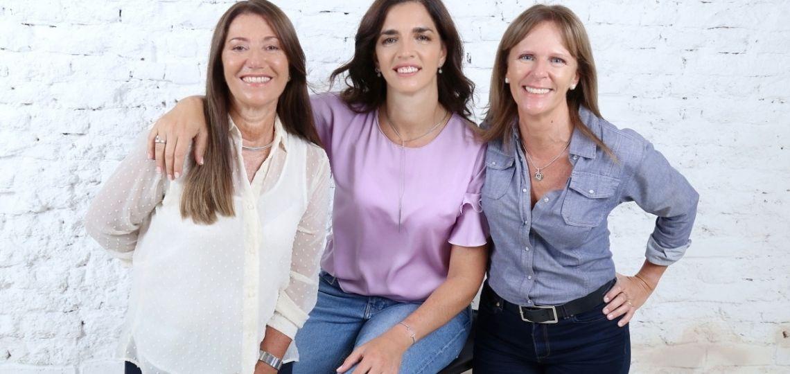 Mujeres y tecnología: Conocé la historia de tres amigas que buscan acortar la brecha de género en el sector