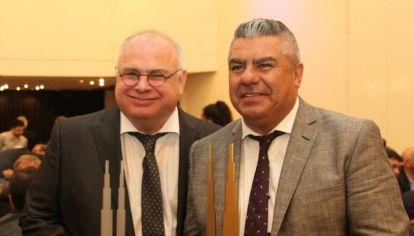 Ferreiro fue el vocero de Tapia en sus primeros años como presidente de AFA. Ahora quiere correrlo.