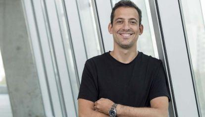 Es Ignacio Sagués, CEO de Inviu, nueva app para invertir del Grupo Financiero Galicia.