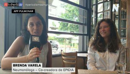 Las creadoras de EPIDIA en RePerfilAr