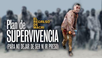 Tapa Nº 2309: El regreso de Mauricio Macri