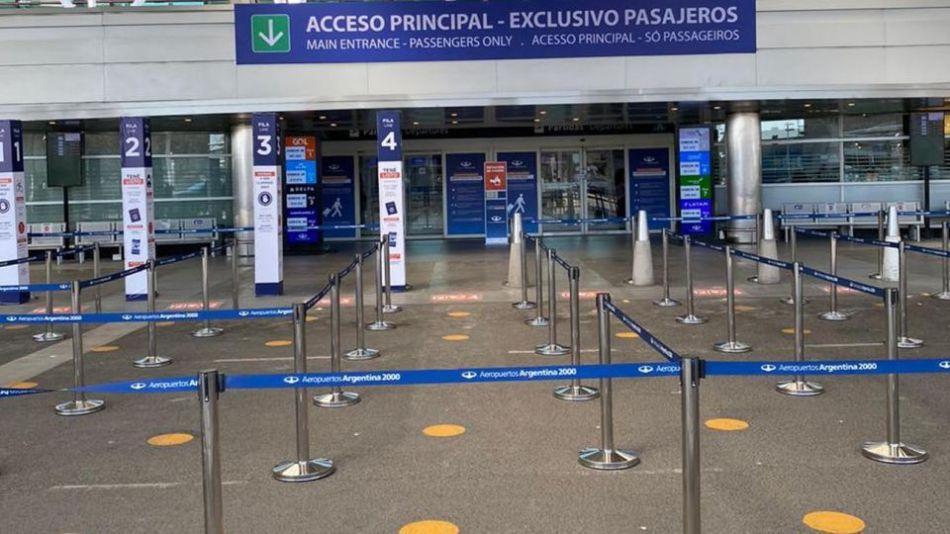 Aeropuerto de Ezeiza