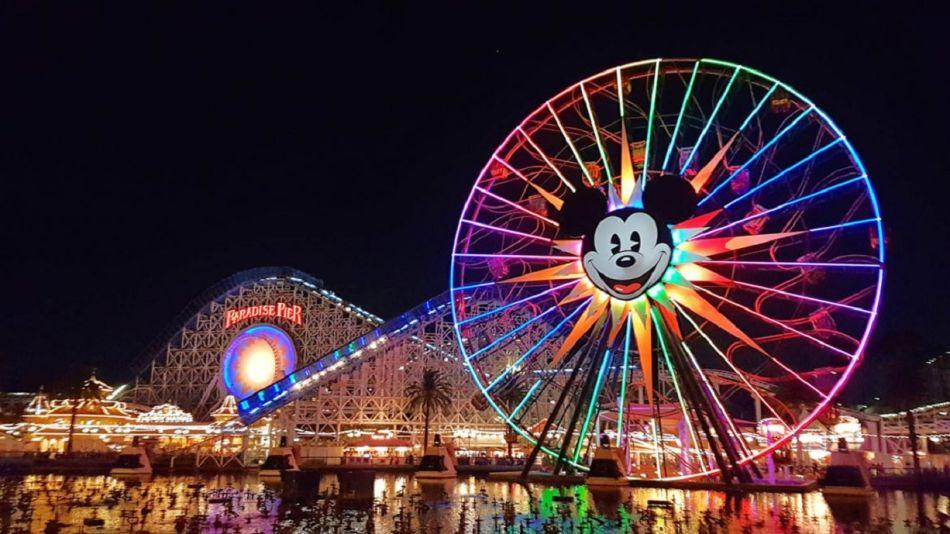 California Adventure - Parque temático Disney