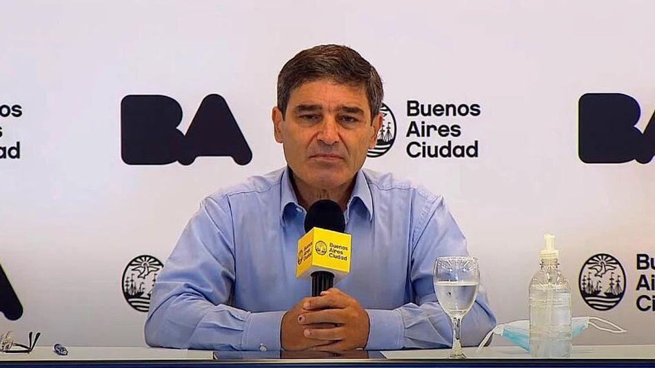 Conferencia de prensa Fernán Quiroz 20210325