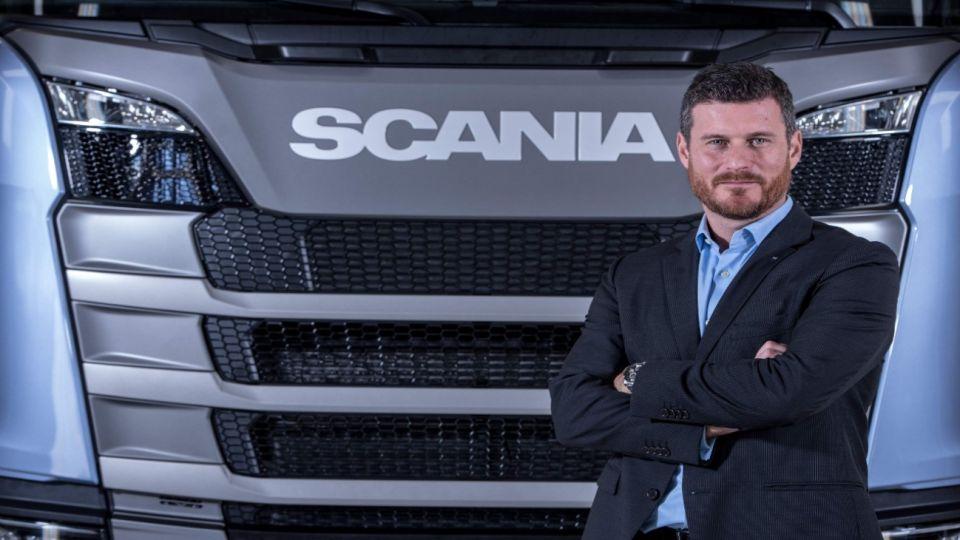 Andres Leonard, CEO Scania
