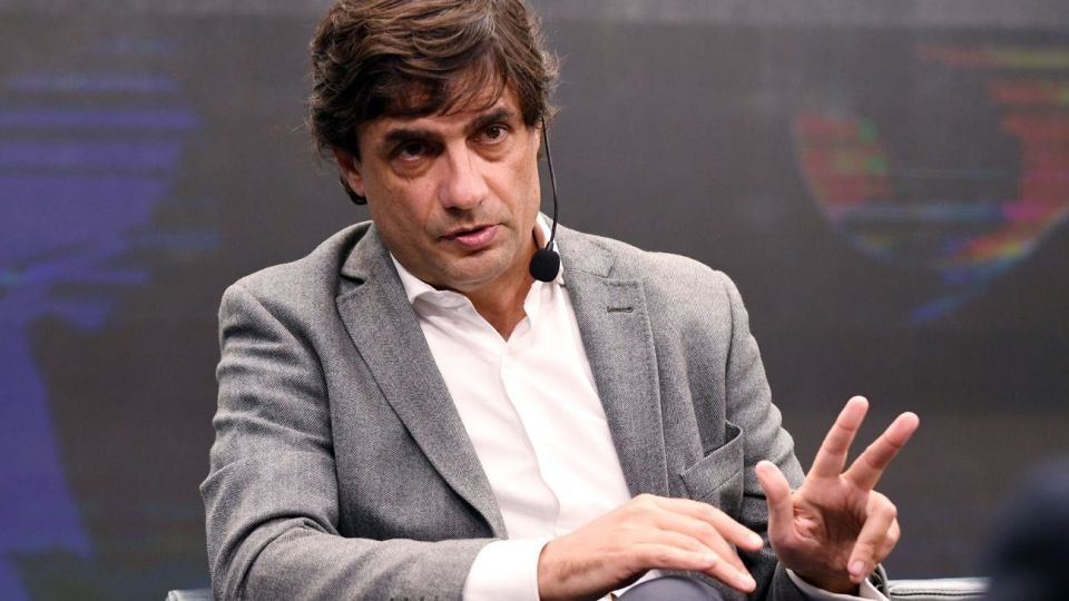 Hernán Lacunza, exministro de Economía bonaerense y nacional