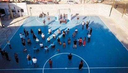 Inscripción. Para participar, las entidades pueden registrarse en la web del ministerio de Deportes.