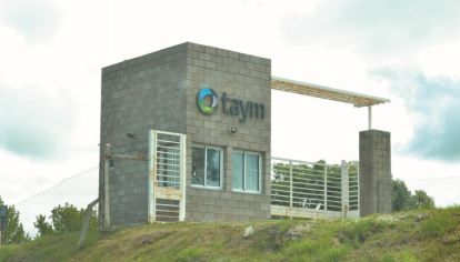 TAYM. Está ubicada en la ruta Nacional 36 km 792. Almacena residuos altamente peligrosos que llegan de todo el país, como derivados de petróleo, químicos y metales.
