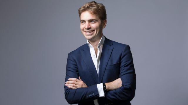 Pierpaolo Barbieri, fundador y CEO de Ualá.