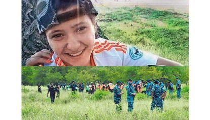 ¿Dónde esta?. Tehuel desapareció el 11 de marzo pasado. Operativos. Cerca de 300 policías buscan rastros del chico.