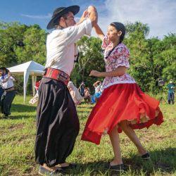 En Concepción, la cultura está presente en el chamamé, que en diciembre 2020 la Unesco declaró Patrimonio Mundial.