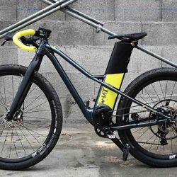 La bicicleta se ofrece en cuatro versiones: mountain bike, VTC, urbana y gravel.