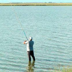 El buen clima acompañará a la mayoría de los pesqueros durante el fin de semana largo.