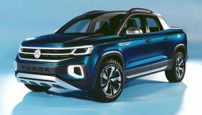 Volkswagen no lanzará la Tarok en Estados Unidos
