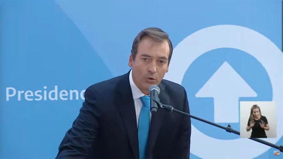 Jura del nuevo Ministro de Justicia Martín Soria 20210329