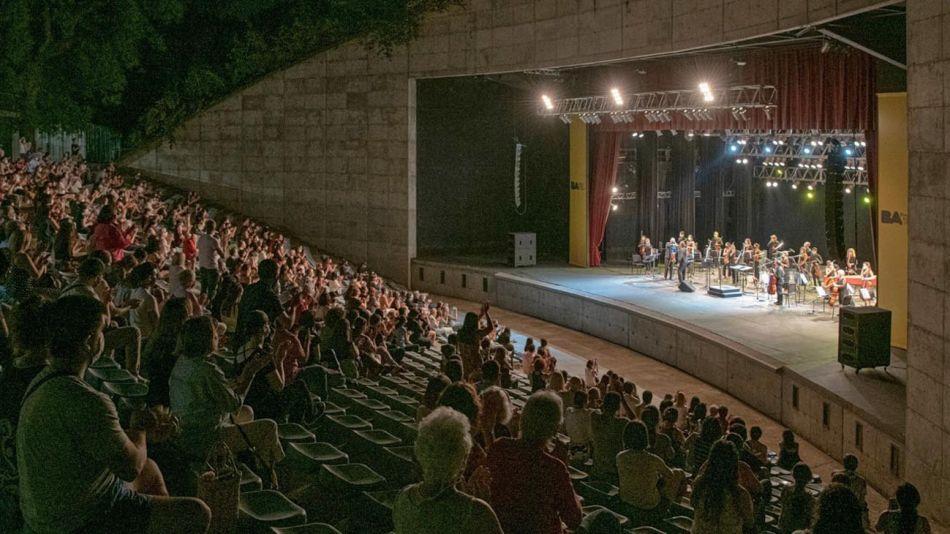 Orquesta estable del Teatro Colón 20210329