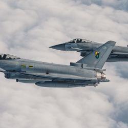 A lo largo de sus 109 años de vida la RAF participó en los principales enfrentamientos bèlicos mundiales.