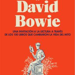 Portada de una edición de colección, que contiene además recomendaciones de música y más lectura para cada libro.