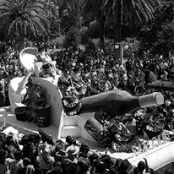 Vendimia de 1953 en Mendoza
