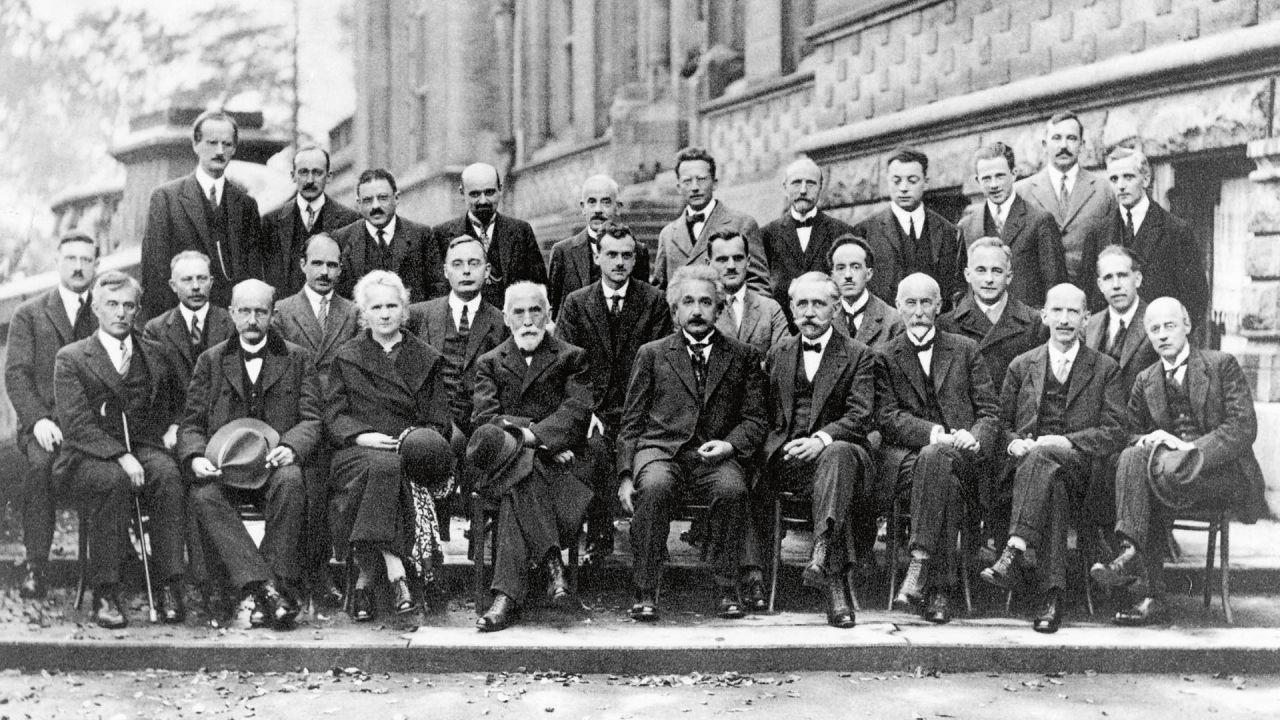 Conferencia Solvay de 1927 | Foto:Cedoc