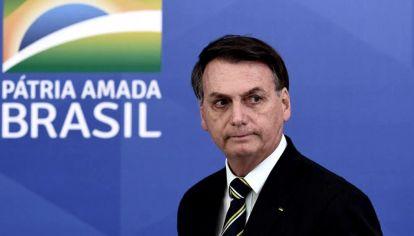 Difícil momento para el presidente brasileño
