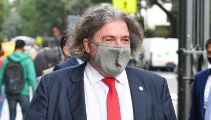 El diputado de Unidad y Equidad Federal y presidente del partido Protectora, José Luis Ramón