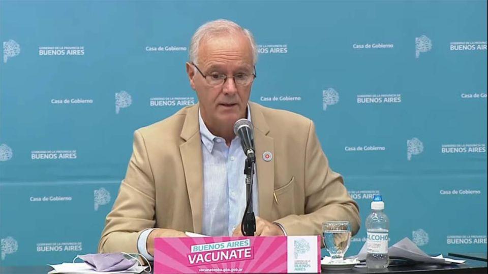 Informe sobre la situación epidemiológica en la Provincia 20210330