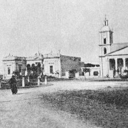 Fue una ciudad muy importante durante la época colonial.