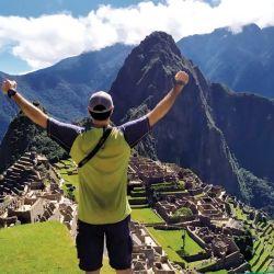 Infaltable visita al Machu Picchu.