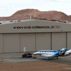 Virgin Galactic está trabajando arduamente para imponerse como un referente del turismo espacial.