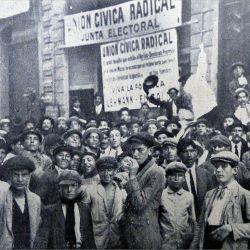 Junta electoral de Rosario, 1936.