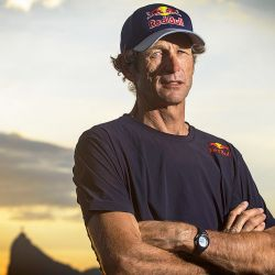 Superó un cáncer de pulmón nueve meses antes de los Juegos Olímpico de 2016, donde junto con Cecilia Carranza Saroli ganó el oro. | Foto:Gentileza Red Bull Content Pool