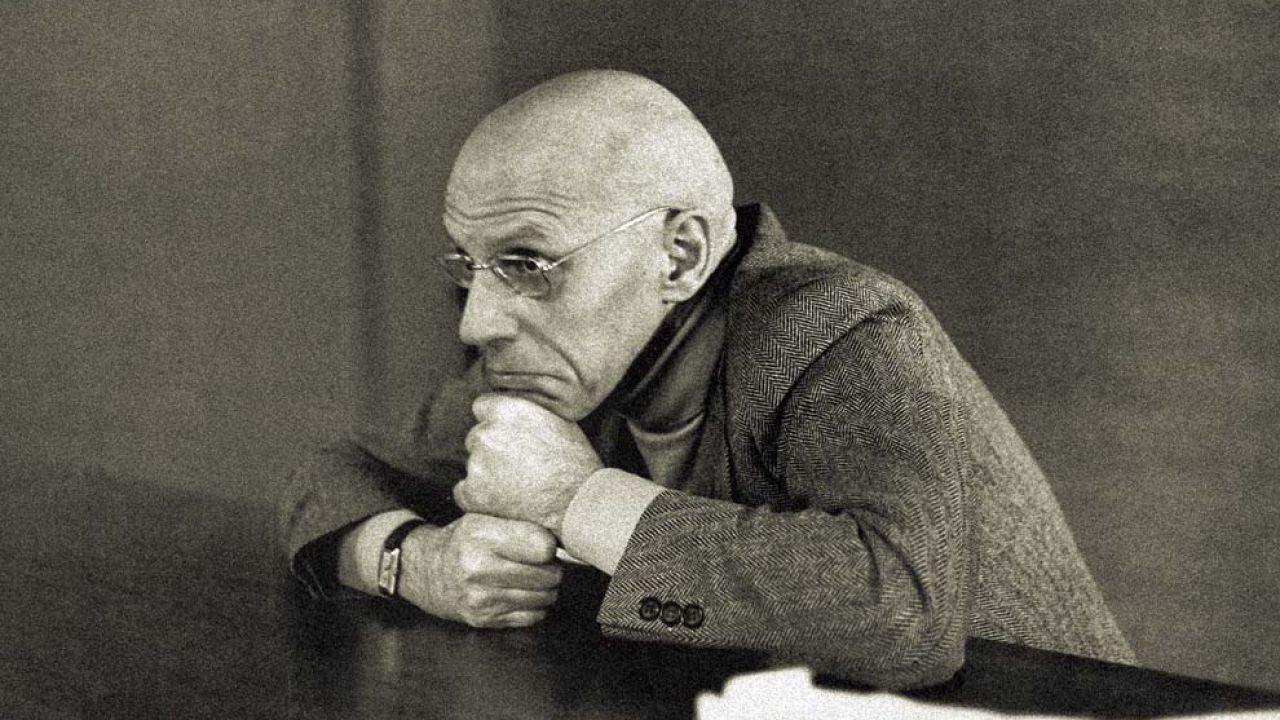 Michel Foucault   Foto:Cedoc