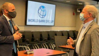 Argentina obtuvo  nuevo financiamiento del Banco Mundial por 330 millones.