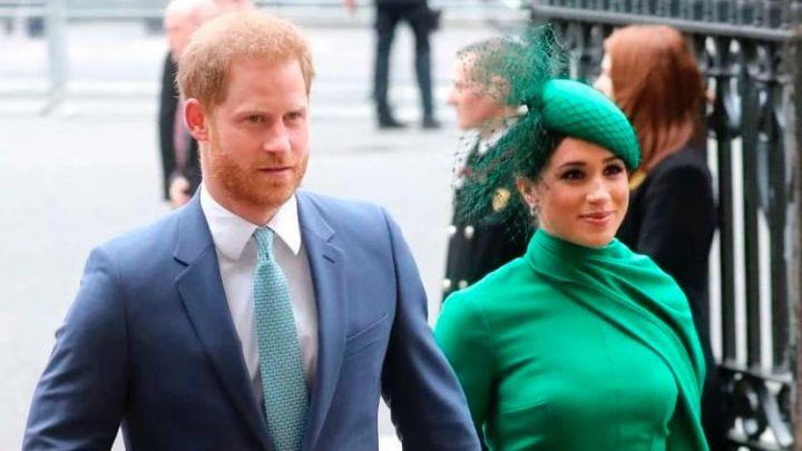 Harry y Meghan, envueltos en una nueva polémica por Lilibet Diana