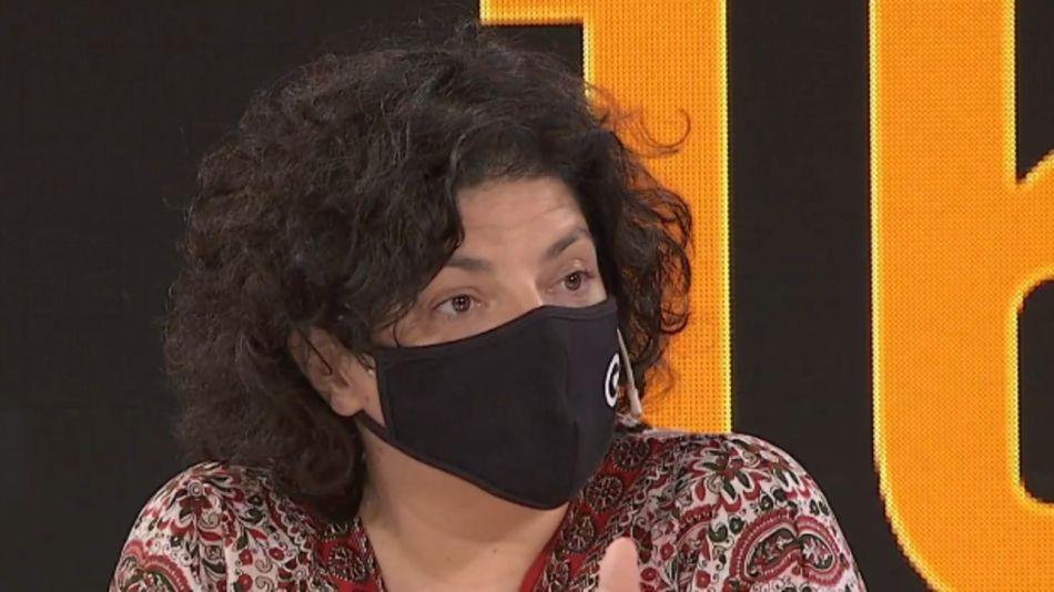 Carla Vizzotti Vacunación