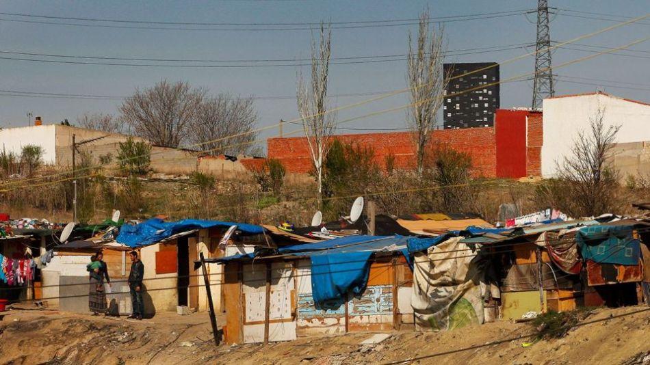 Pobreza en la Argentina.