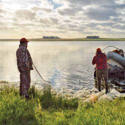Para esta temporada de pejerrey, la laguna La Tigra presenta ejemplares increíbles: portes sorprendentes que pueden superan los 2,500 kg. Y se pueden pescar tanto de costa como embarcado.