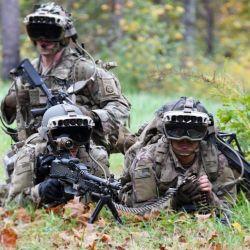 El contrato establece que Microsoft provee al ejército de 120.000 gafas de realidad aumentada.