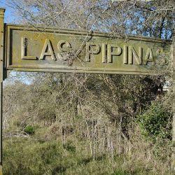 El ramal a Pipinas dejó de funcionar en 1981