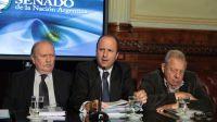Mariano Borinsky presenta el Código Procesal Penal (NA)