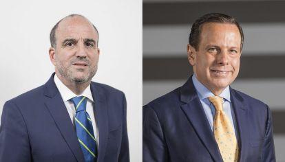 Julio Serson es uno de los funcionarios del círculo más íntimo del gobernador de San Pablo, Joao Doria.