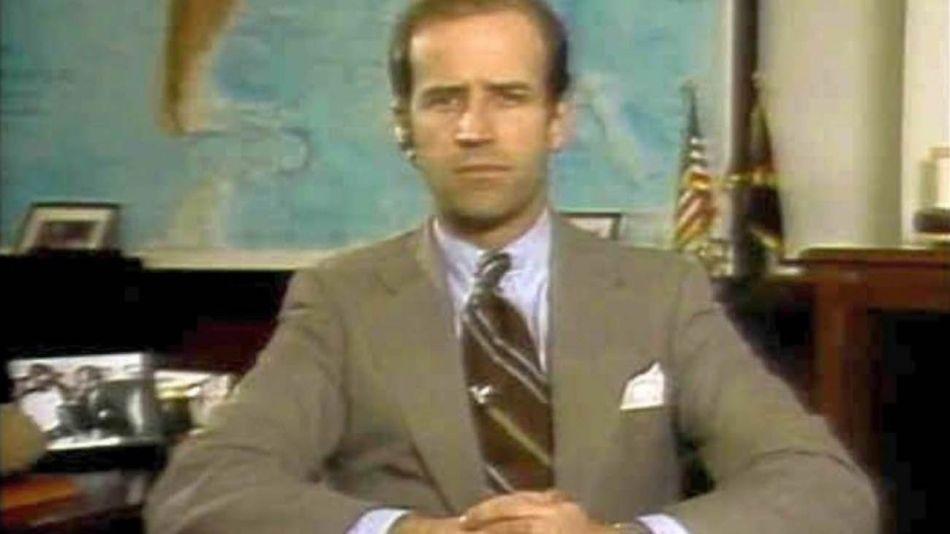 Joe Biden en 1982 20210402