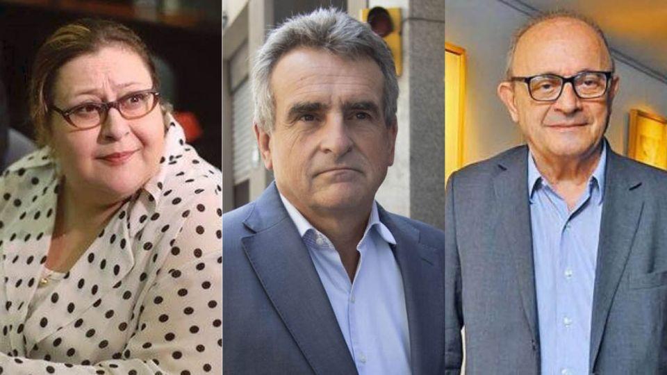 Graciana Peñafort Agustín Rossi y Leopoldo Moreau 20210402