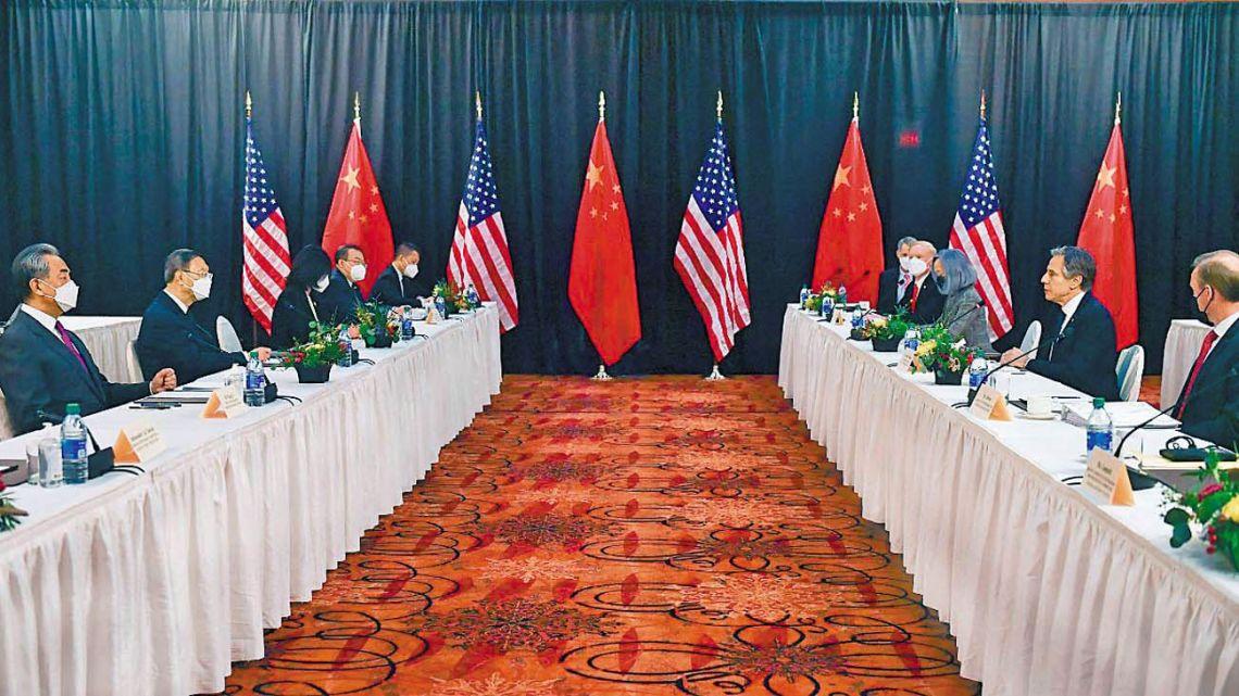 Cambiar el rostro de las relaciones China-EE.UU.