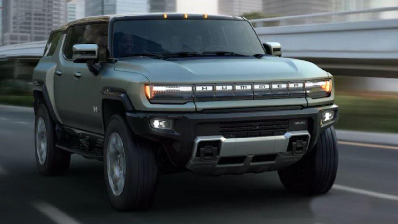 Parabrisas | GMC presenta el nuevo Hummer EV SUV