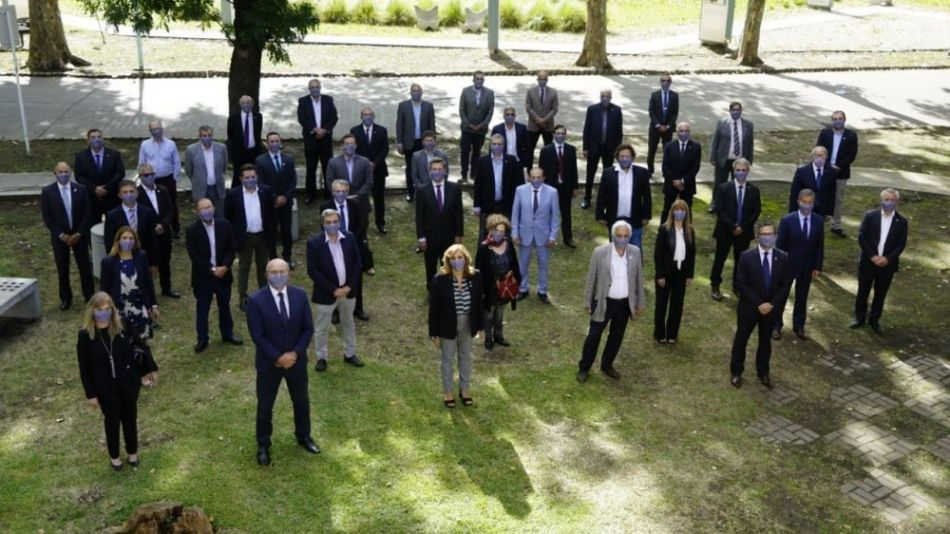 85 plenario de Rectoras y Rectores del CIN