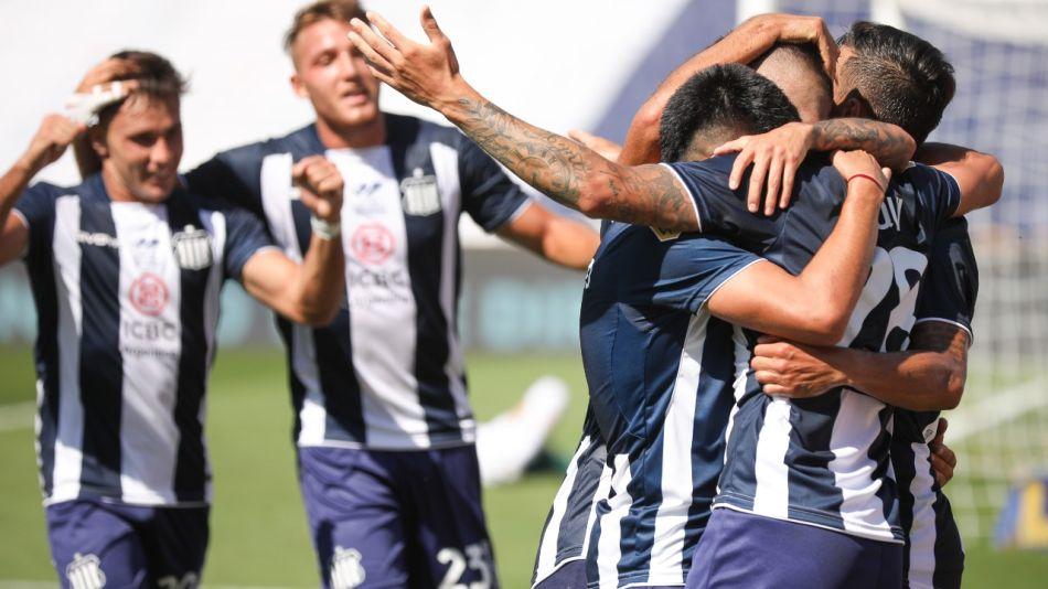 Talleres 3-Independiente 1